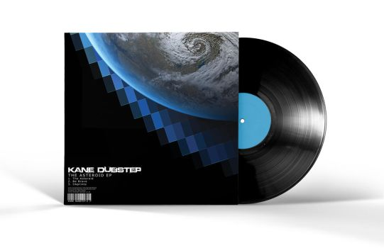 Kane - Asteroids Vinyl Back by cps90