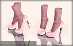 [MMD] High Heels [Download up!) by AyaneFoxey