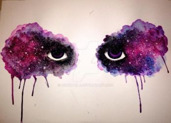 Universal eyes by AquaTail6