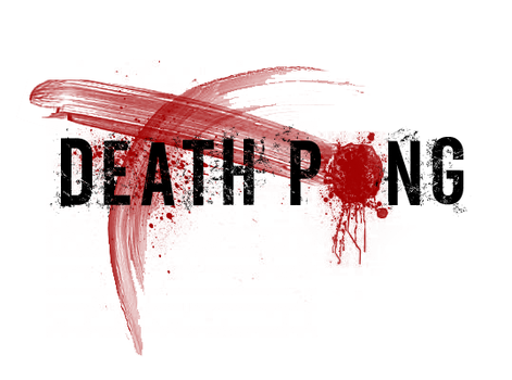 Death Pong logo by FutureMillennium