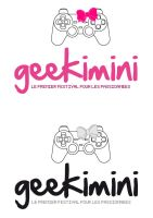 geekimini logo by Bloomy021