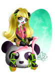 The Precious Panda from Wild Childz by Qba016