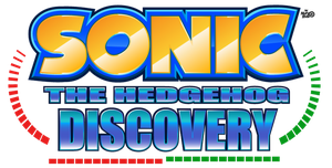 Sonic Discovery Logo by NuryRush