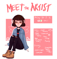 Meet the Artist V2 by taaou