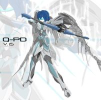Mecha Q-PD V.1.5 by Kage-Senshu