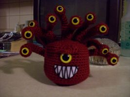 Beholder Demon by DarkWater9