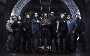 Stargate Universe by rehsup