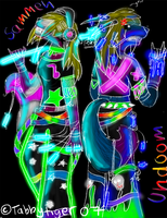 .:++Lost in Rave++:. by Tabbytiger
