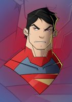 Next Superman by COLOR-REAPER