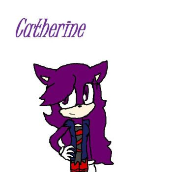 Catherine~ New OC by 1StrawberryRose