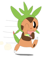 Chespin by sp19047