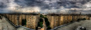 Over The Top - Panoramic HDR by ScorpionEntity