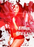 Brie Bella Poster by thegame95
