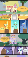 Caramel's Story Part 6 by Taco-Bandit