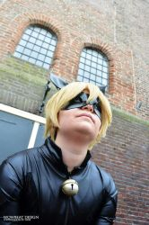 Chat Noir by Devil-of-the-Moon