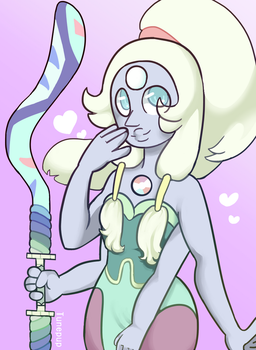 Opal by tunepup