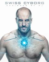 The Swiss Cyborg - Cesaro by Sjstyles316