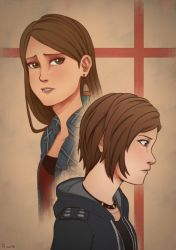 Life is Strange: Before the Storm by ArtOfRisu
