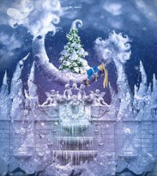 Christmas Wonderland Animated version. by AlexandraF