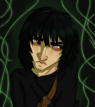 Young Severus by ptite-ane