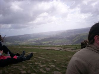 Mam Tor again by Holsmetree