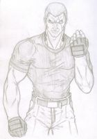Bryan Fury 2008 Sketch by TheALVINtaker