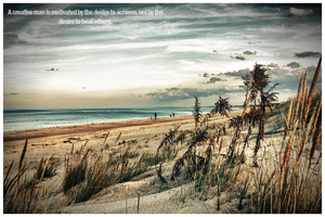 HDR Beach by carnine9