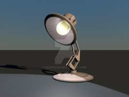 pixar lamp by richpitchi