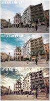 Eye on Trieste XVII - BEFORE and AFTER by Michela-Riva
