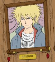 The Fourth Hokage's Picture by Atma94
