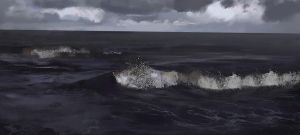 Pitch Black Speed paint by eWKn