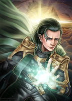 Loki - Son of Asgard by anime4ewa