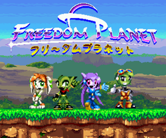 428. Freedom Planet by BeeWinter55