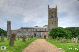 The Church of St Nicholas, Blakeney by Okavanga