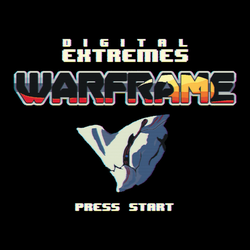 Warframe 1995 - Fan Forge Selection! by TomBadguy
