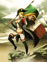 Pirates in mexico by GENZOMAN