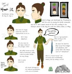 AtLA OC: Han by Boss-Nass