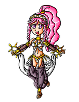 FE Collab-Olivia by ninpeachlover