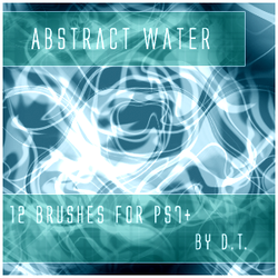 Abstact Water by DirgeTaxidermy