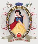 Snow White - The fairest One of all by Fulvio84