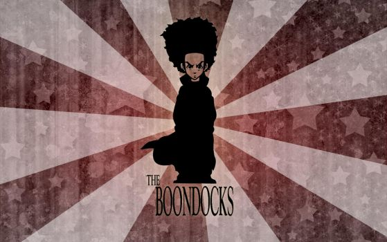 The Boondocks - Huey by Archimea