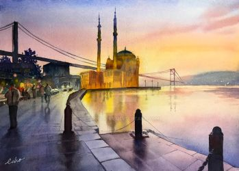 Istanbul by echowater