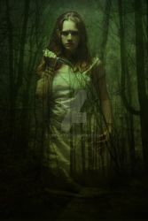 .Dryad: Last of the Wilds. by Lindowyn
