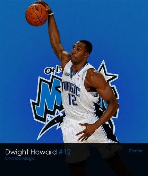 NBA Series: Dwight Howard by LeBron6