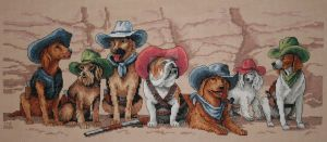 Magnificent Seven by crafty-manx