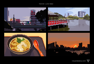 Tokyo Low-Res by Valenberg