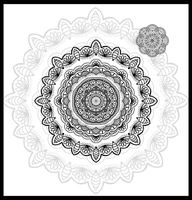 Mandala series03 by Marce3