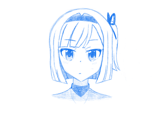 Fanart - Momo ( New Game!!) by eb4224