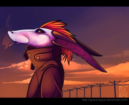 Gone Home by spacerogue