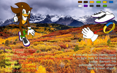 References - .::Lynus the Porcupine::. by Lynus-the-Porcupine